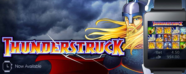 thunderstruck android