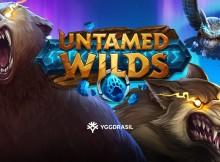 Untamed Wilds Slot från Yggdrasil