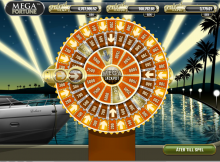 mega-fortune jackpot
