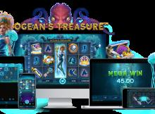 nya ocean's treasure från netent